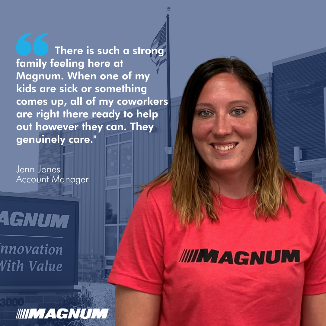 Magnum Dispatcher Jenn