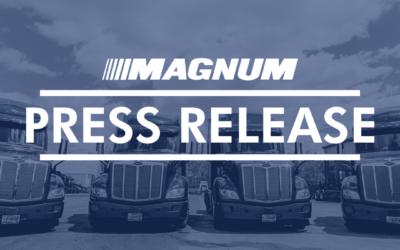 Press Release: Magnum Announces Acquisition of BC Freightways