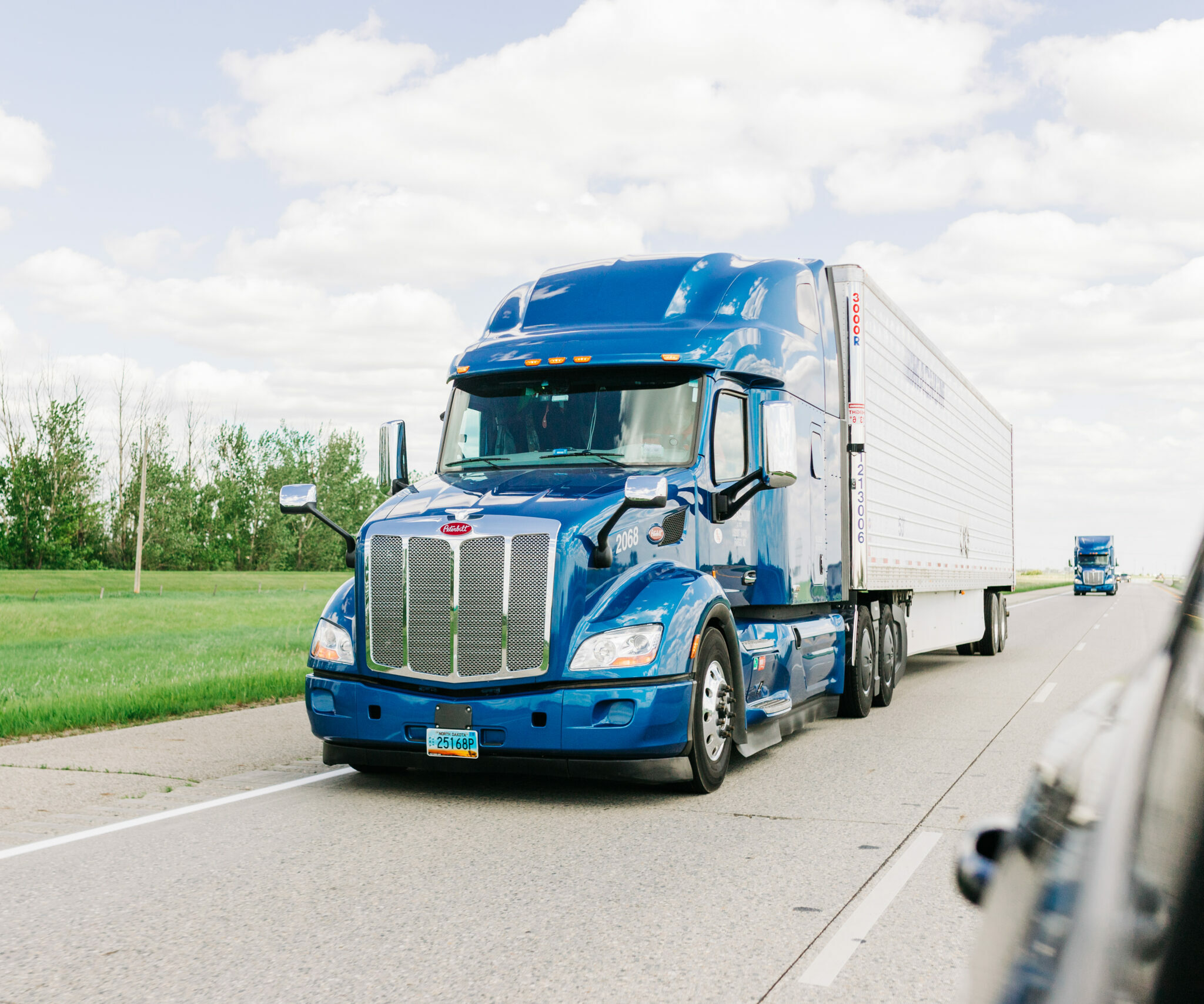 trucking questions